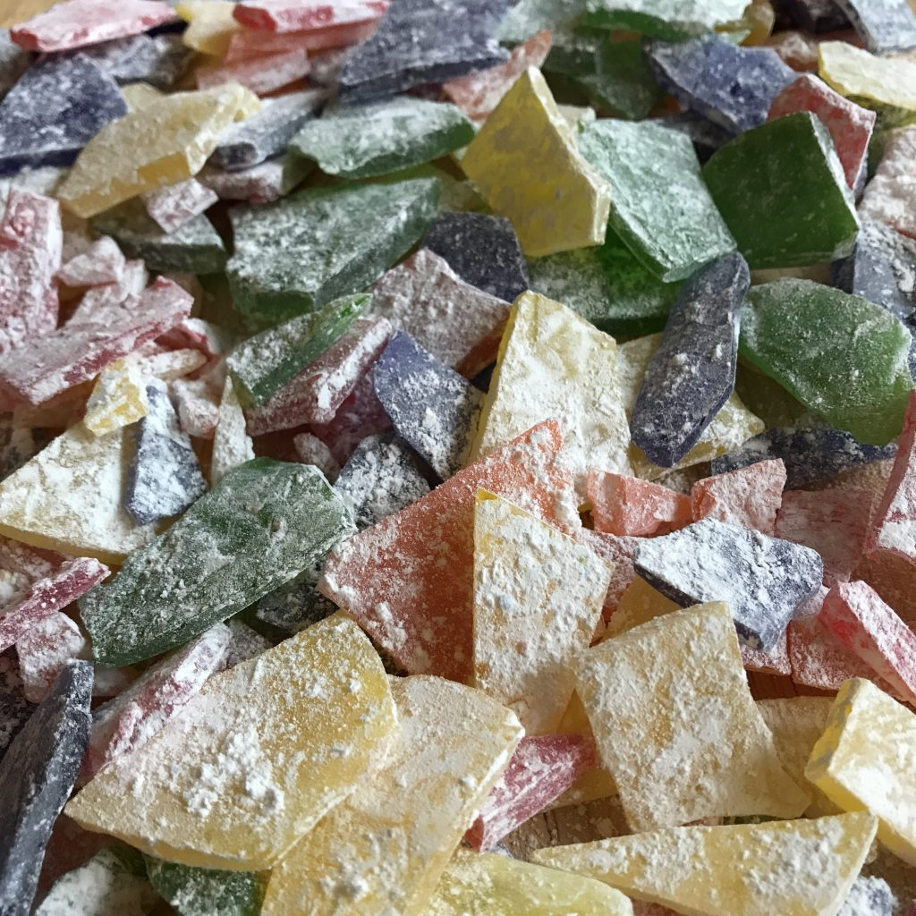 Old Fashioned Hard Christmas Candy Recipe